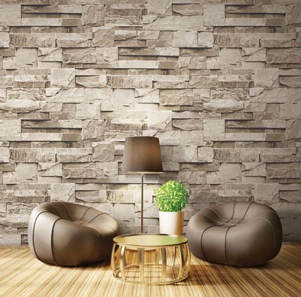 3 boyutlu duvar kağıtları