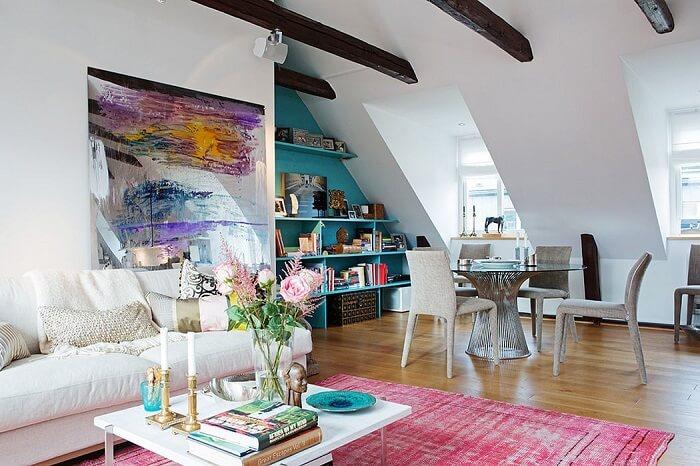 çatı katı dekorasyon fikirleri