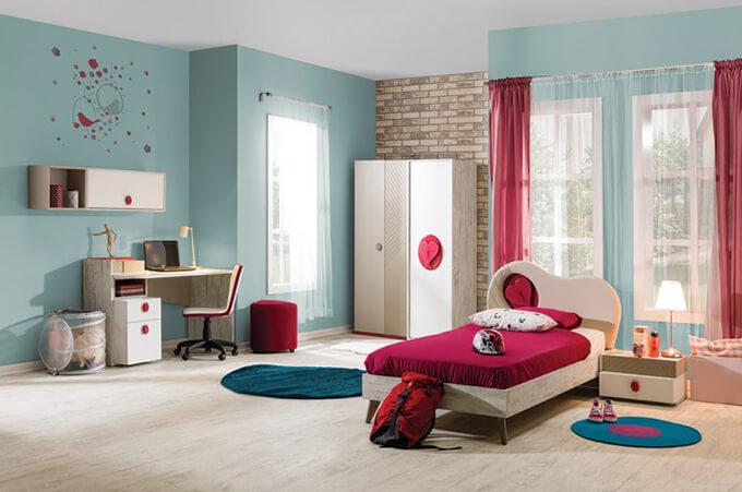 en güzel çocuk odası dekorasyonu